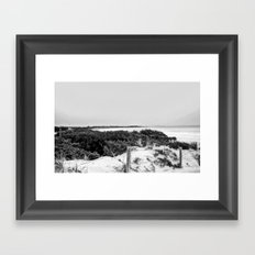 Pelican Point Framed Art Print