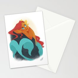 MERMAY 2018 Daydreamer Mermaid Stationery Cards