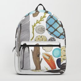 Coastal Treasures Backpack