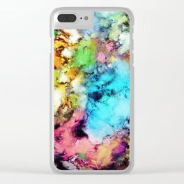 Punch Clear iPhone Case