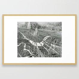 Infinitum Framed Art Print
