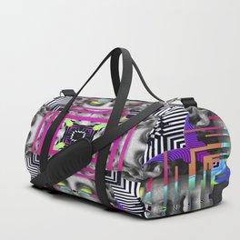 Greek Yantra Duffle Bag