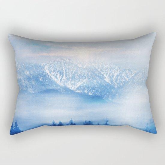 Pastel vibes 48 Rectangular Pillow
