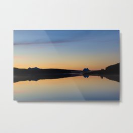 Suilven and Cul Mor Metal Print