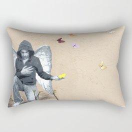 Paris original street art, April 2017 Rectangular Pillow