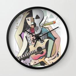 Musika Artem Vitae Wall Clock