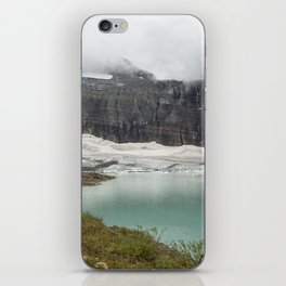 Grinnell Glacier - Expiration Date 2030 iPhone Skin