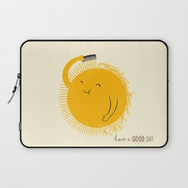 Have a good day Laptop Sleeve
