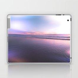 Manhattan Beach Sunset at Low Tide #bohovantravels #arlenecarley Laptop & iPad Skin