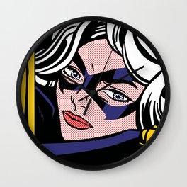 Girl Power 2 Wall Clock