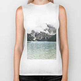 By the Sea to the Mountains Biker Tank