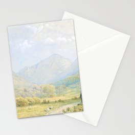 Franconia Notch, New Hampshire Stationery Cards