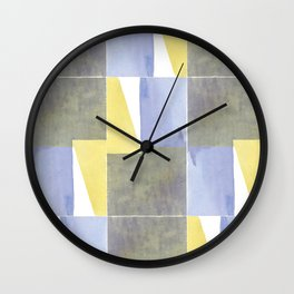 Complementary #1 Wall Clock