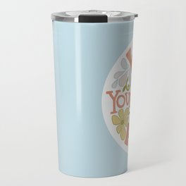 Water Yourself First Travel Mug