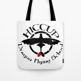 hiccup Tote Bag