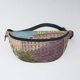 The Drake Chicago Fanny Pack