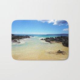 Hawaiian Dream Bath Mat