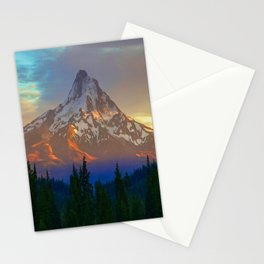 When Adventure Begins Stationery Cards
