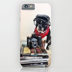 The Dog Photographer iPhone 6s Slim Case