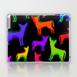 Chihuahua Pattern Laptop & iPad Skin