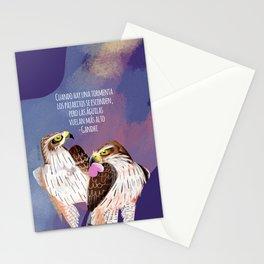 Totem Bonelli´s Eagle (GREFA) Ultraviolet Stationery Cards