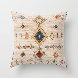 N250 - Oriental Heritage Berber Traditional Moroccan Style Throw Pillow