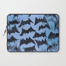 Batty Abstract Pattern Laptop Sleeve