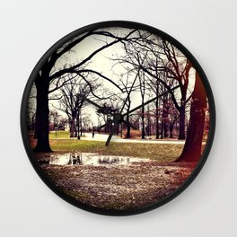You Are Your Own Story Wall Clock
