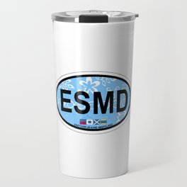 Eastern Shore - Maryland. Travel Mug
