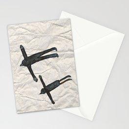 Flight Pair Stationery Cards