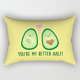 Whole Foods Rectangular Pillow