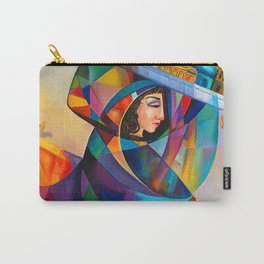 Baghdad is a bride Carry-All Pouch