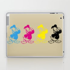 Donald Duck InQuadri Laptop & iPad Skin