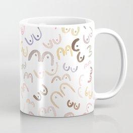 Little Boobies Coffee Mug