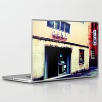 cinema Laptop & iPad Skins featuring Cinema Roma by Red Bicycle - Amber Elen-Forbat