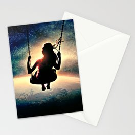 care-free Stationery Cards