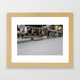 lalala Framed Art Print