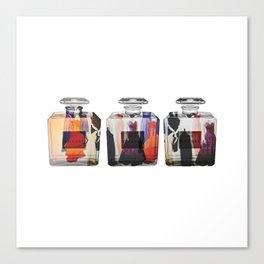 Glass Fashion Canvas Print