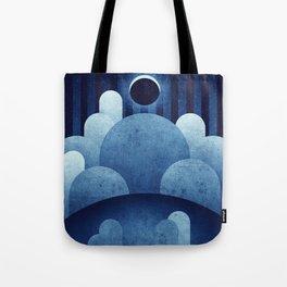The Moon - Ina Caldera Tote Bag