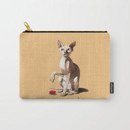 Cat-astrophe (Colour) Carry-All Pouch