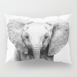 Baby Elephant Pillow Sham