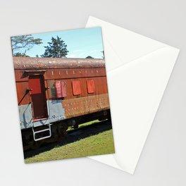 Railway Mail Car Stationery Cards