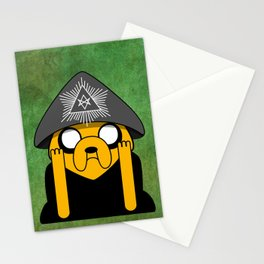 Jake Crowley Stationery Cards