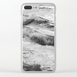 Take Me Surfing Clear iPhone Case