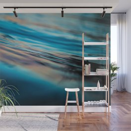 Oily Reflection Wall Mural