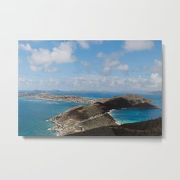 Virgin Gorda BVI Metal Print