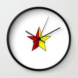 Great cities -Roma 3 Wall Clock