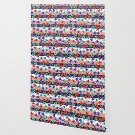 Ameba Blobs - Colorful Putty Wallpaper