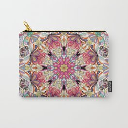 Tracery calming pattern Carry-All Pouch