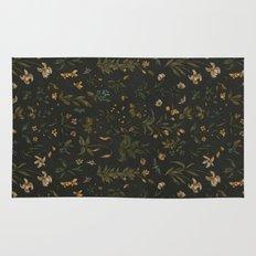 Old World Florals Rug